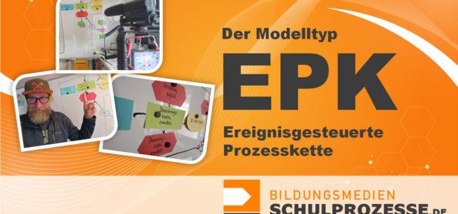 Online-Vorlesung: EPK modellieren (Tutorial)